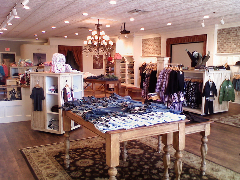 Custom Designed Retail Space